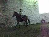 2009г. Анна Крушина, на лошади Коррида